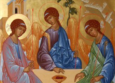 График работы на Троицу
